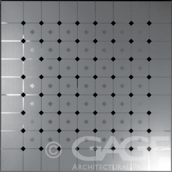 decorative metal perforated ceiling panel tile