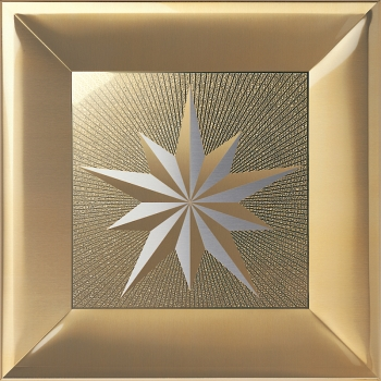 decorative metal ceiling panel tile