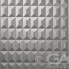 C1008 Pyramid (Nickel Metallic)