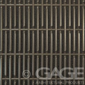 GC120 Woven Linear (SS/BLK)