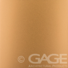 copper textured stainless steel