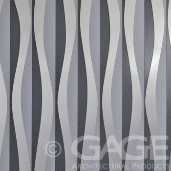 decorative metal wall panel