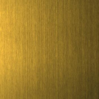 GM438 LGS Brass PVD