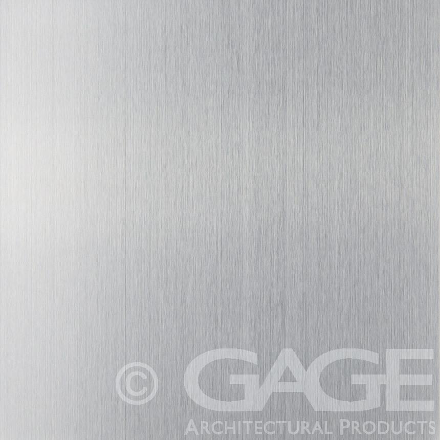 long grain satin stainless steel