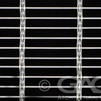 decorative woven metal mesh