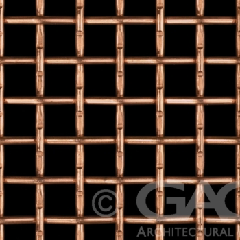 decorative woven metal wire mesh